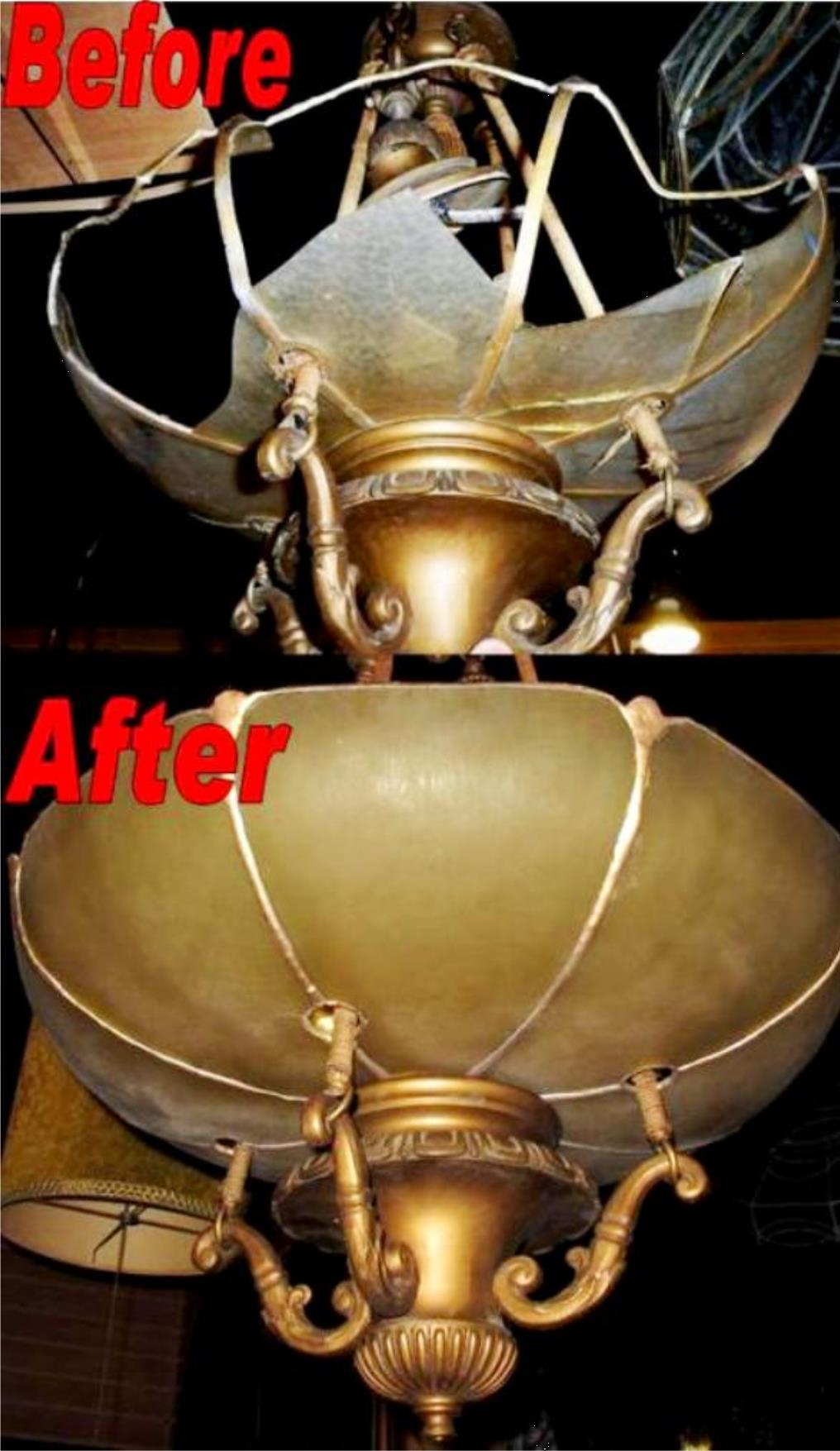 Lamp repair lamp shade pro chandelier arubaitofo Image collections