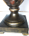 Large Bronze Vintage Lamp