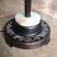 Antique 6 Way Floor Lamp