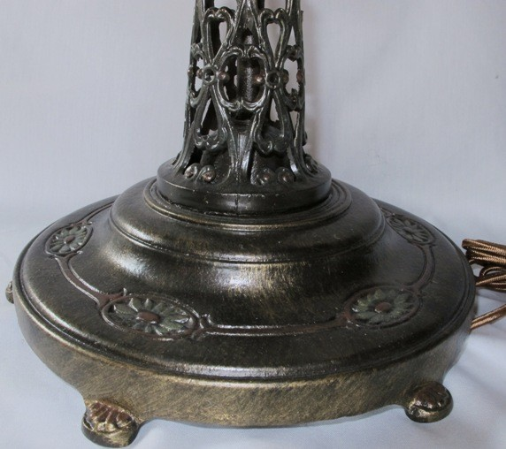 Dark Bronze Gold 6 Way Floor Lamp Lamp Shade Pro