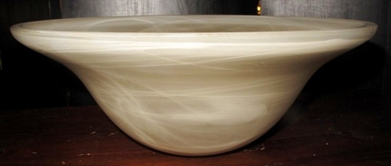 Glass Torchiere Lamp Shade White Or Beige 13 16 Quot W Lamp Shade Pro
