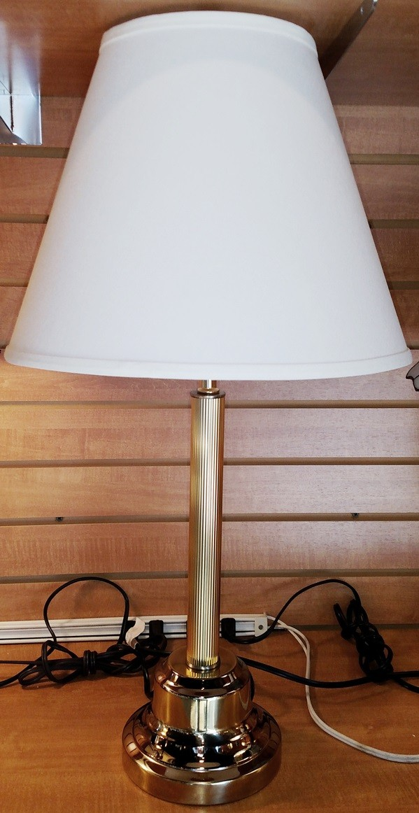 Wholesale Brass Lamp Linen Shade 22 30 Quot H Lamp Shade Pro