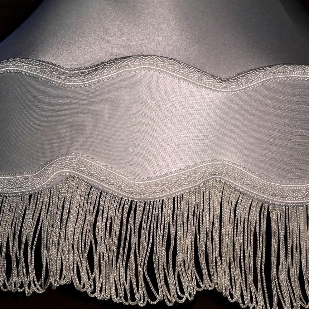 Victorian Silk Shade Closeup