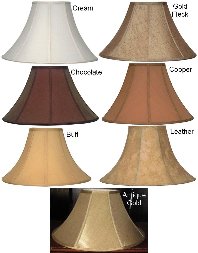 Chocolate brown silk coolie lamp shade lamp shade pro coolie lamp shade group mozeypictures