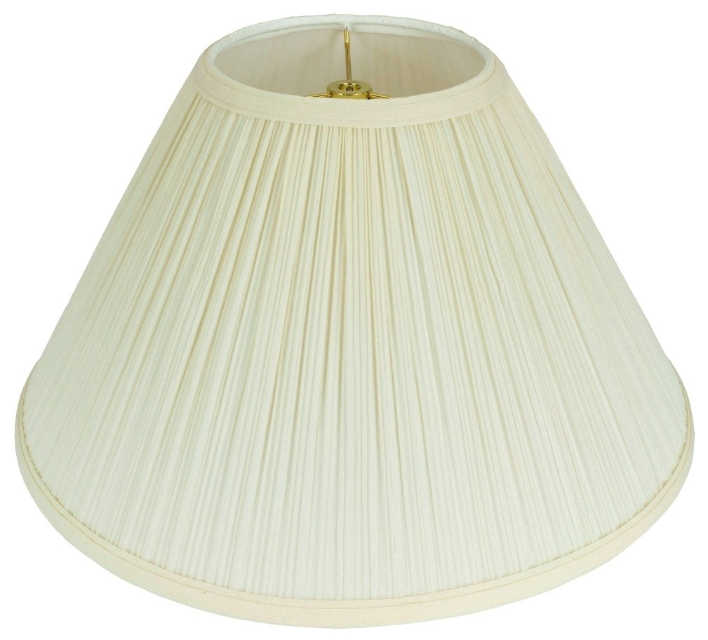 Pleated Coolie Lamp Shade