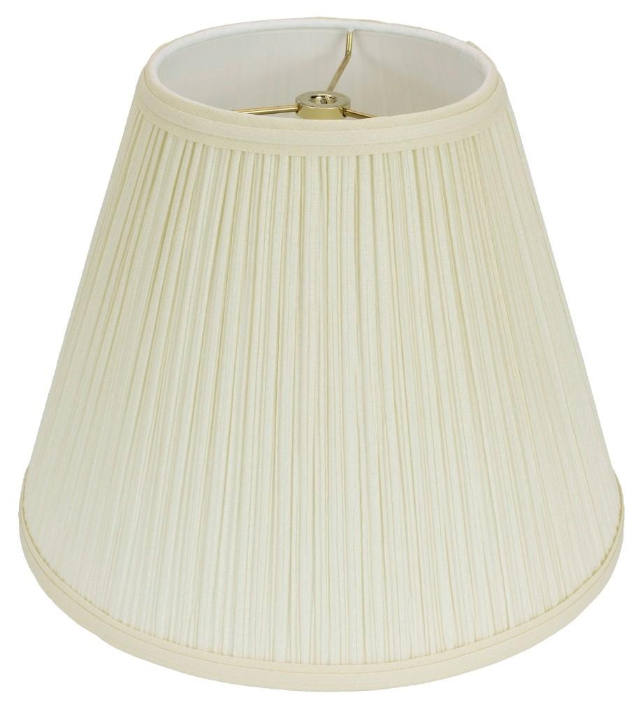 Mushroom Pleated Lamp Shade