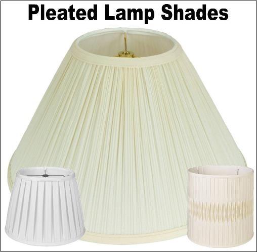 pleated Lamp Shades