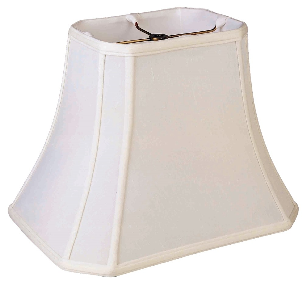 Rectangle Silk Lamp Shade