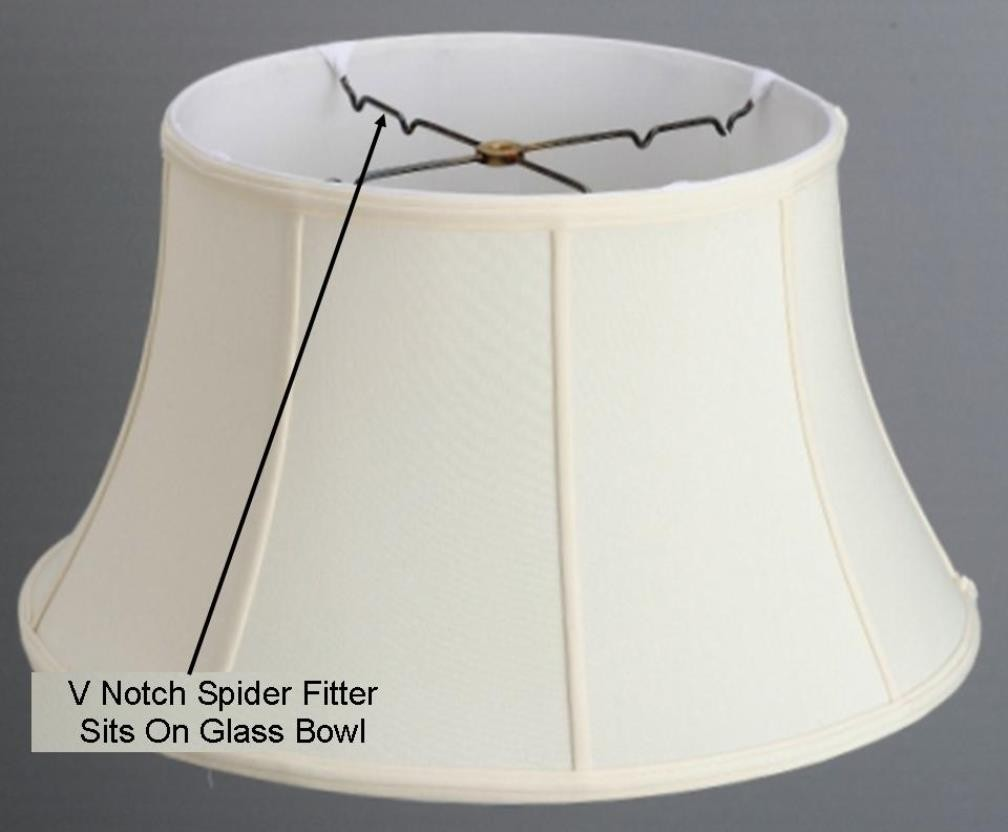 Silk Sloor Lamp Shade