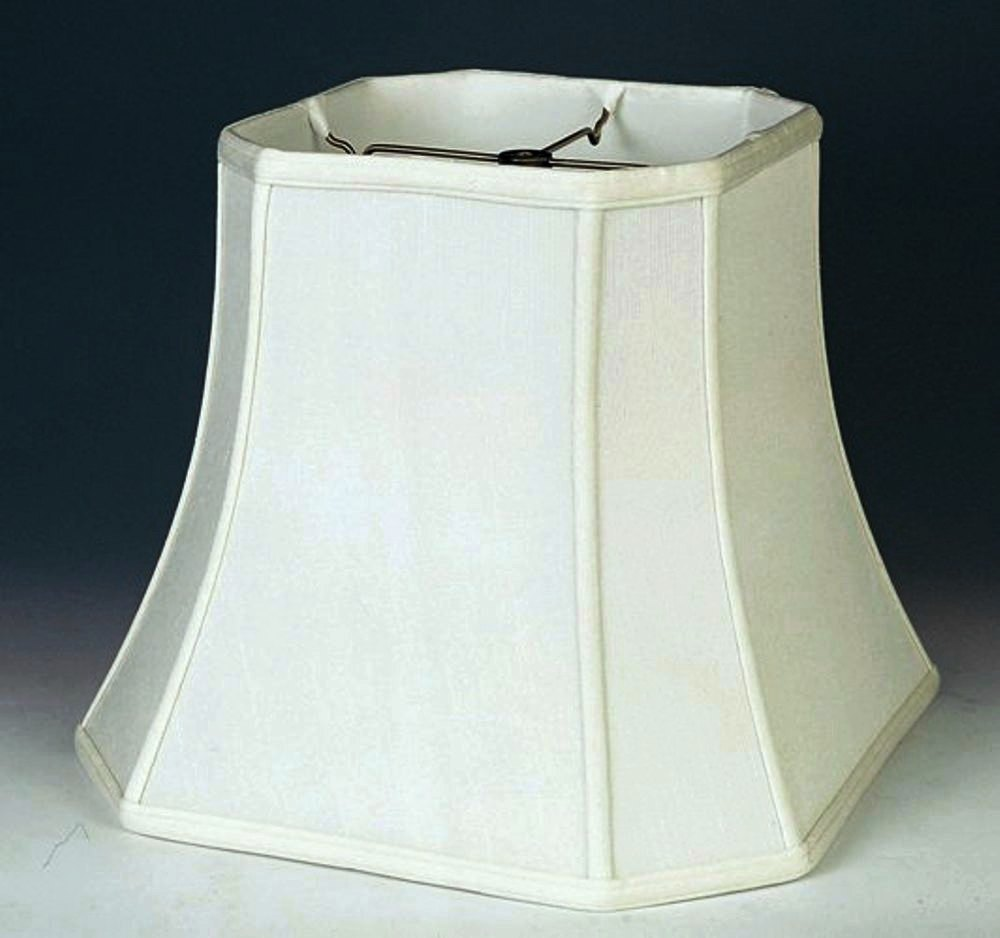 square lamp shade white