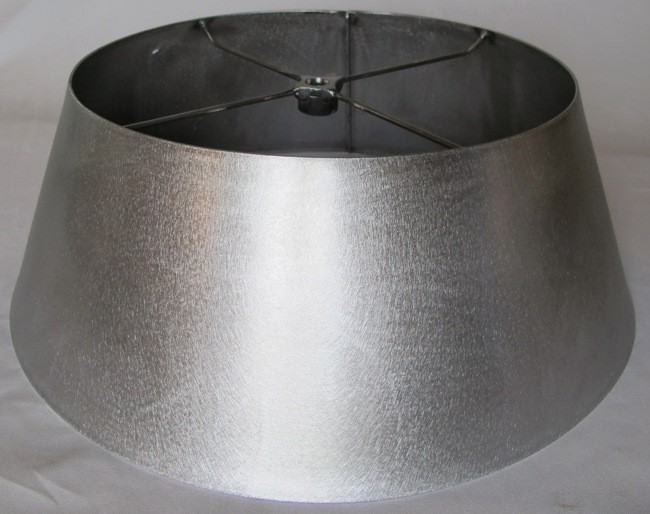 Custom Baldwin Bouillotte Metal Lamp Shade Set Screw Fitter