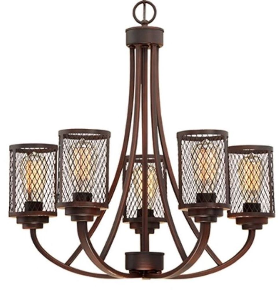 Akron dark brushed bronze chandelier mesh drum shade 25wx24h 3265rbz akron dark brushed bronze chandelier wire mesh drum shades 25wx24h keyboard keysfo Gallery