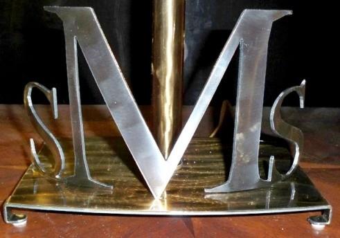 Custom Personal Name Lamp