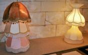 Custom Umbrella Dome Lamp Shade