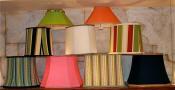 Custom Multi-Color Lamp Shade
