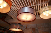 Custom Drum Lamp Shade Trim