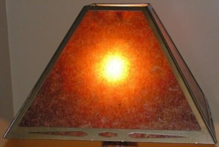 Custom Mica Lamp Shade