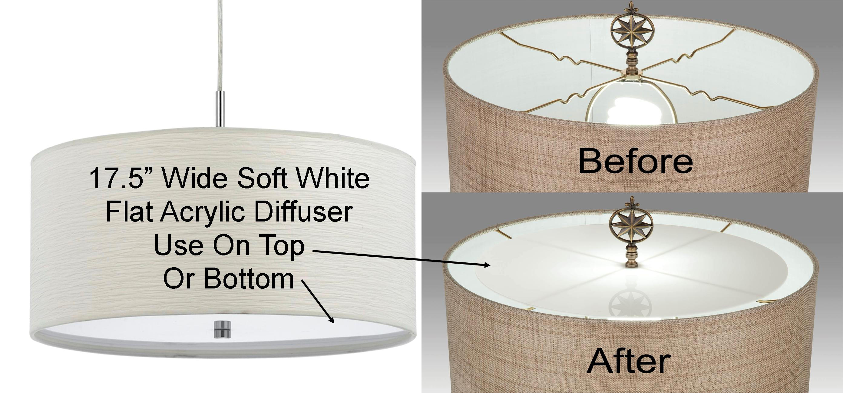 how to make a lampshade diffuser