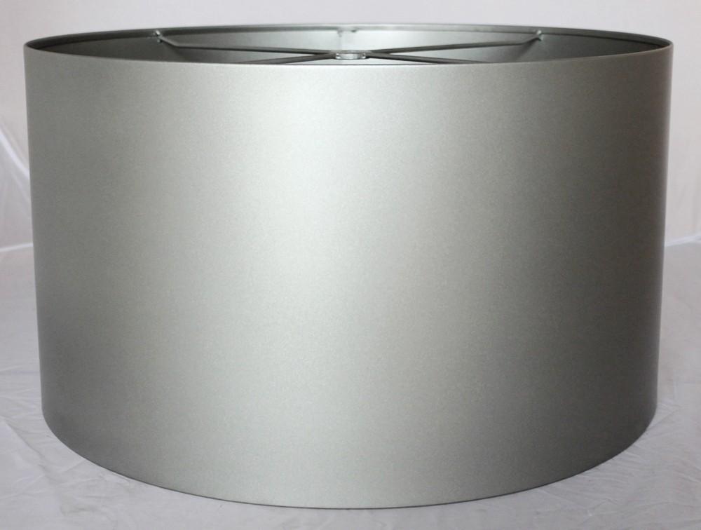 """Custom Metal Drum Lamp Shade 4-96""""W"""