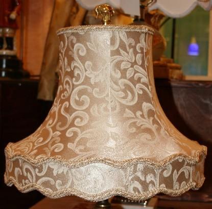 Custom designer lamp shade lamp shade pro custom embroidered lamp shade aloadofball Choice Image