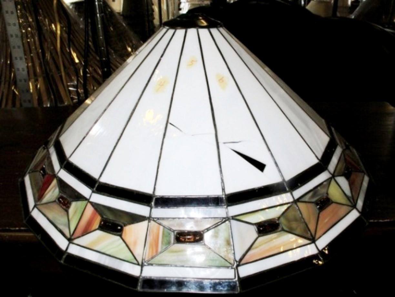 Mission Tiffany Lamp Shade Damage Repair Lamp Shade Pro