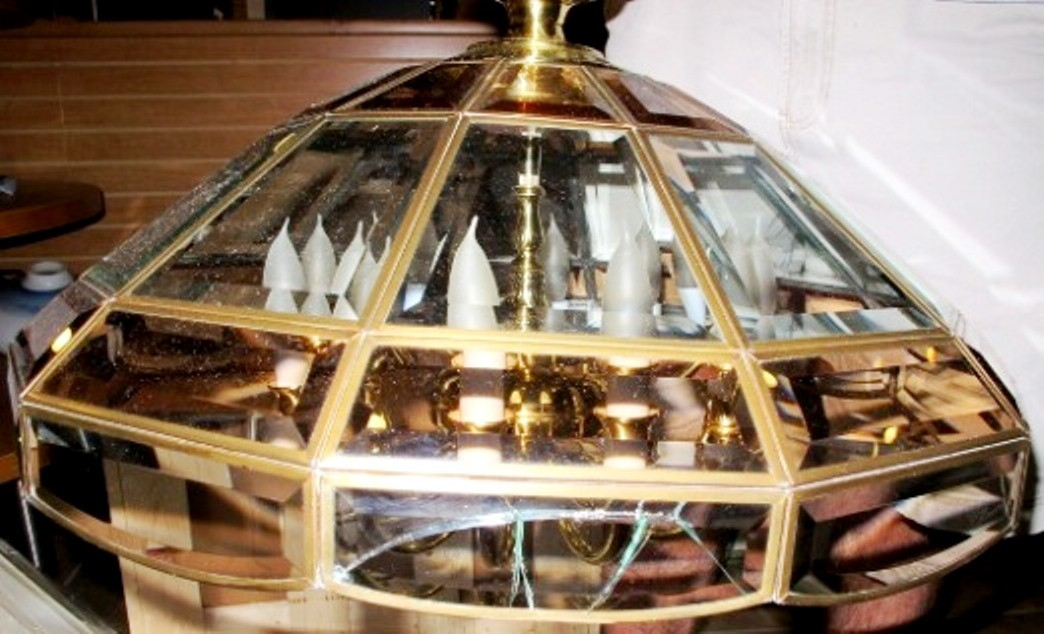 Tiffany Lamp Shade Repair Bevel Glass Lamp Shade Pro