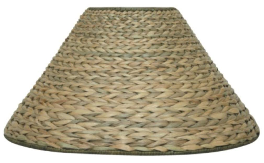 Coolie Seagrass Lamp Shade | Lamp Shade Pro
