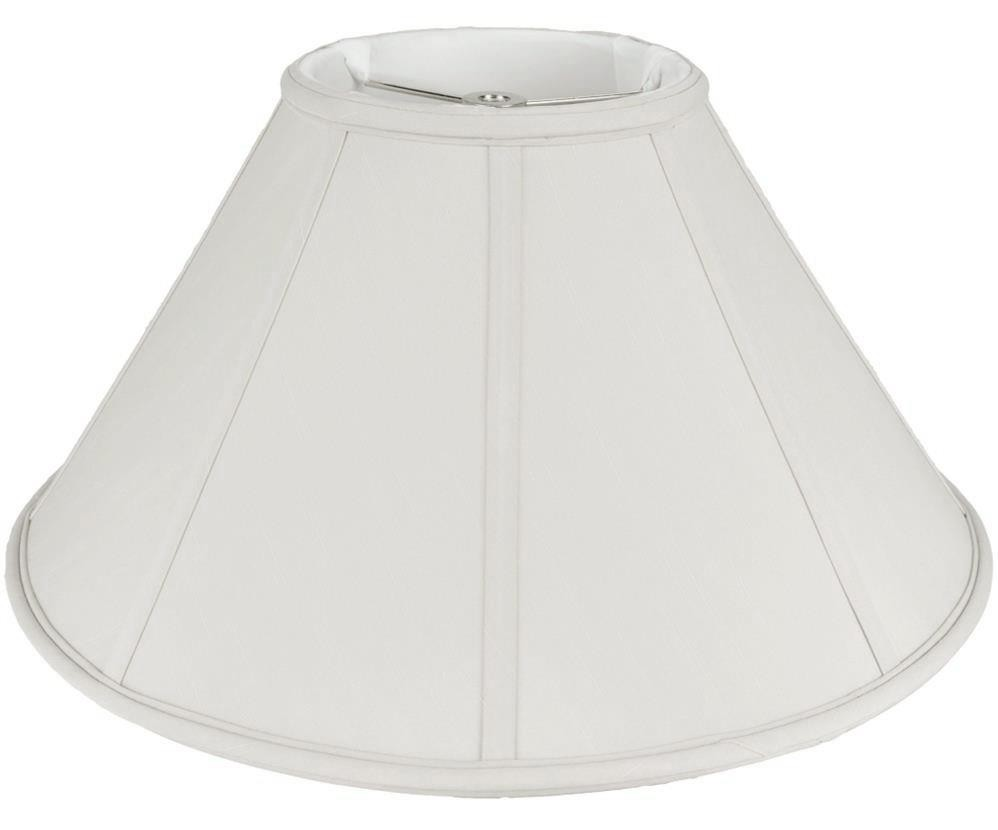 """Tapered Coolie Lamp Shade 16-24""""W"""