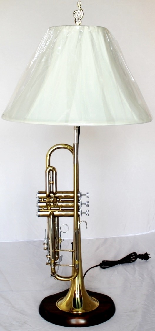Trumpet Lamp Silk Shade Lamp Shade Pro
