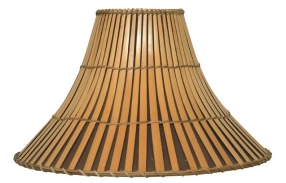 Split Bamboo Lamp Shade Lamp Shade Pro
