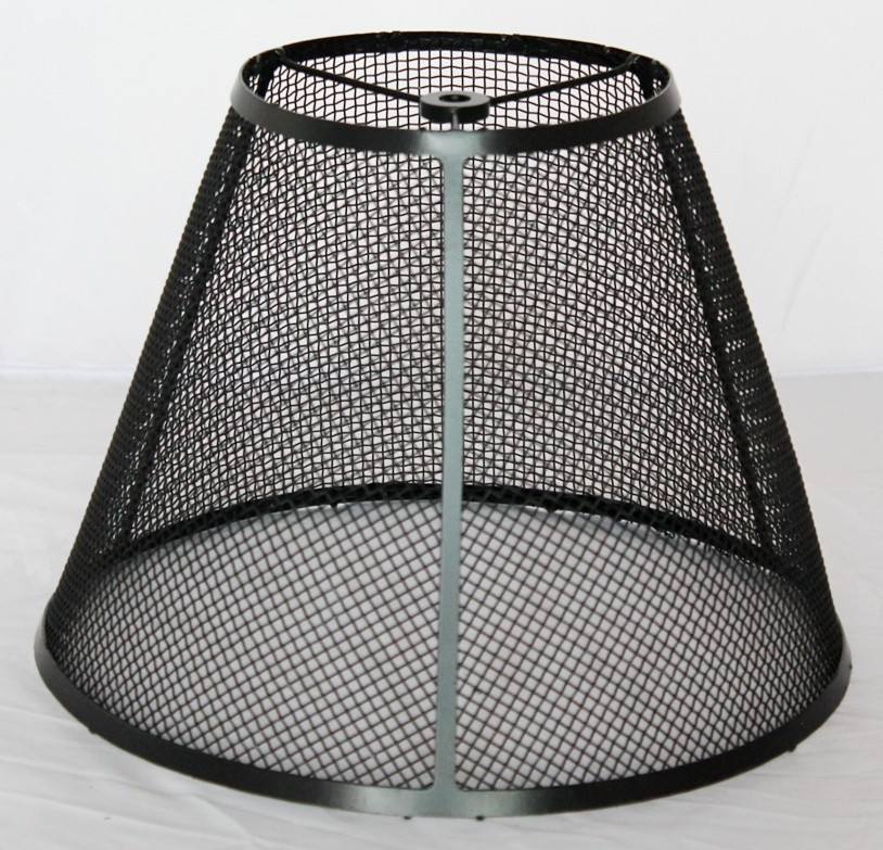 Wire mesh screen wire metal lamp shade wire mesh screen wire metal lamp shade 12w greentooth Gallery