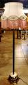 "Genuine Antique 6 Way Floor Lamp Restored 63""H SOLD"