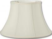 "Classic 6 Way Floor Lamp Shade Cream, White, Beige, Black 17-19""W"