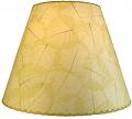 "Banyan Leaf Lamp Shade 16""W #490-Natural"