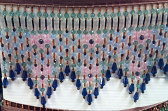 Beaded Fringe For Custom Lamp Shades