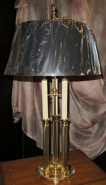 Baldwin Bouillotte Lamp Repair & Shade Replacement