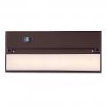 "LED ORB Bronze Cabinet Light 9""Lx4""W"