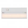 "LED White Cabinet Light 9""Lx4""W"