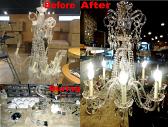 Crystal Chandelier Repair