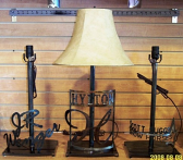 Company Name Lamp