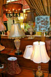 Custom Table Lamp Shade Shapes