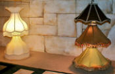 Custom Capodimonte Lamp Shade