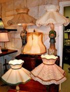 Custom Rustic Country Lamp Shades