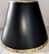 Custom Hand Painted Trim Lamp Shade