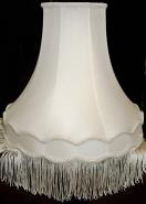 Custom Gallery Bell Fringe Lamp Shade