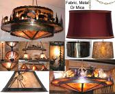 Custom Mica Lighting Examples