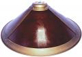 """Dirk Van Erp Mica Lamp Shade 18.5""""W - Sale !"""
