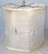 Drum Silk Lamp Shade Repair