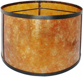 Drum Shape Mica Lamp Shade