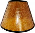 "Empire Mica Lamp Shade 12-18""W"